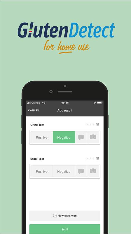 GlutenDetect App