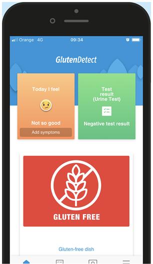 APP GlutenDetect