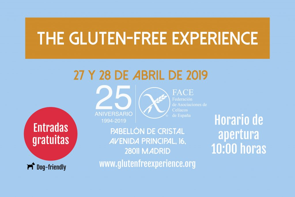 Gluten Free Experience 2019