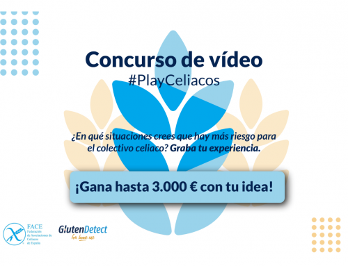 Conoce a los ganadores del concurso PlayCeliacos